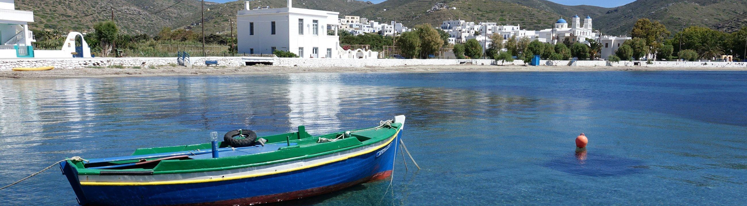 Ösliches Mittelmeer Amorgos